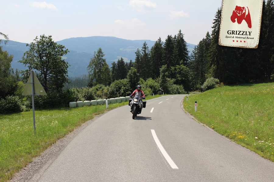 Rossfeld-Höhenring-Strasse/Postalm
